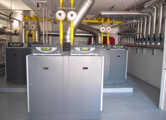 Renovación Sala de calderas Comunidad de propietarios 400 viviendas