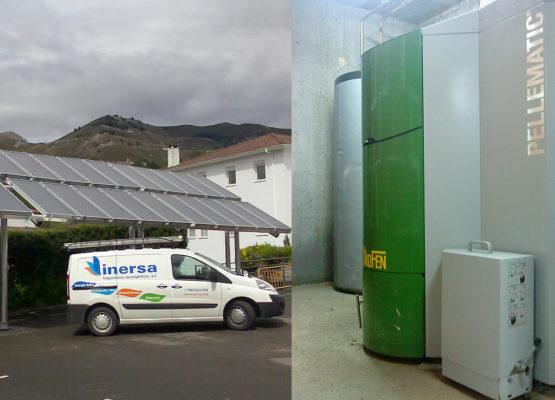 Solar en Residencia Mayores