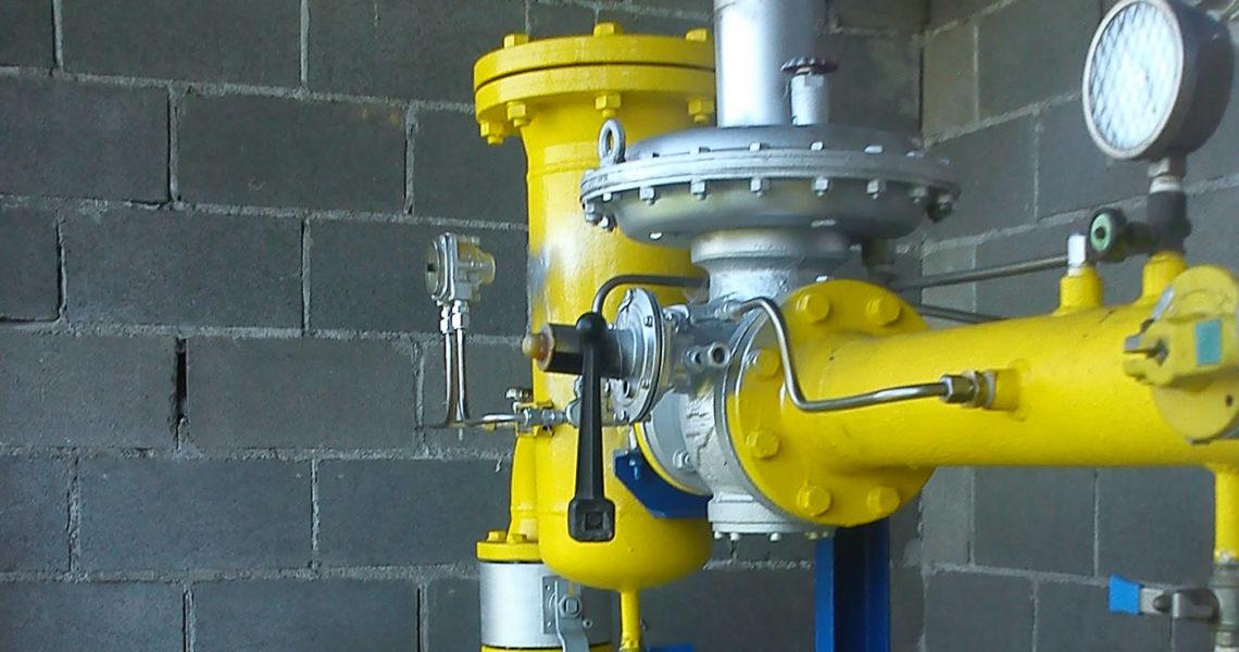 Mantenimiento instalación de gas
